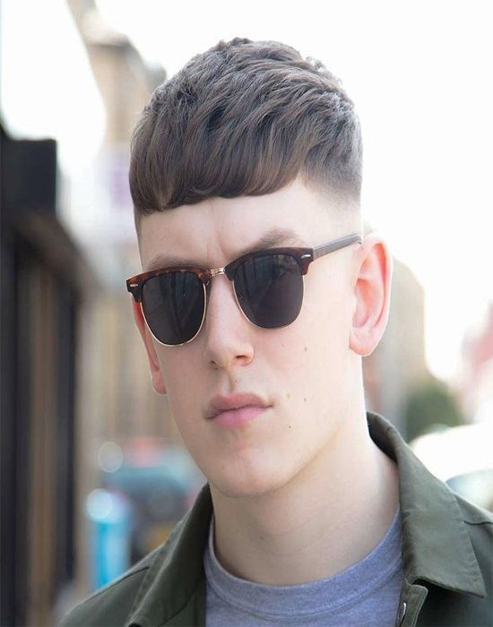 Short Summer Haircuts For Thick Hair : Top zestful men haircuts marvelous rocking styles summer 2017