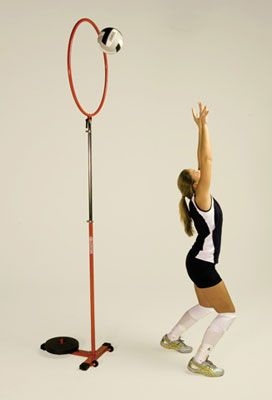 The Volleyball Target Challenger Volleyball Training Coaching Volleyball Volleyball Training Equipment