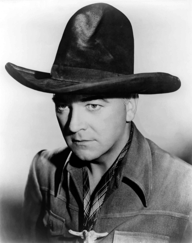 William Boyd Aka Hopalong Cassidy Old Hollywood When