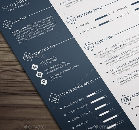 How to write a skills based CV Design career stuff Pinterest