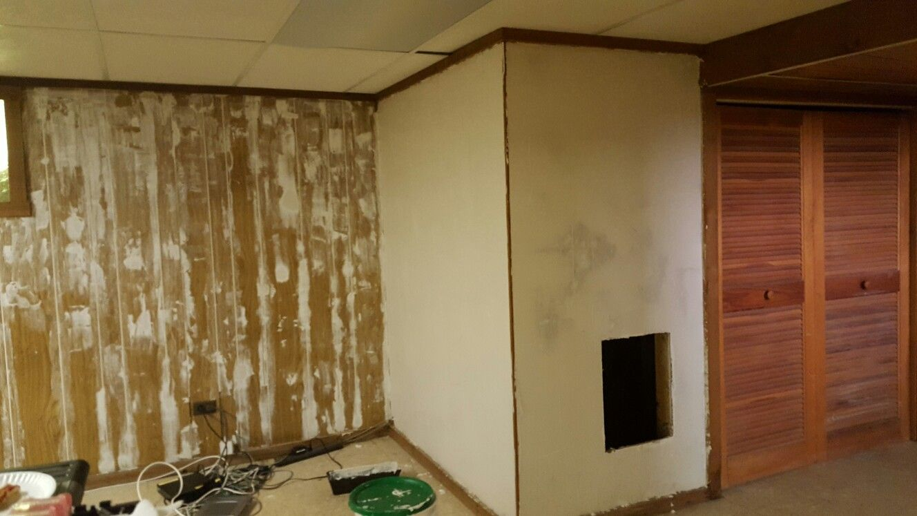 How To Tape Mud And Sand Drywall Young House Love Home Improvement Loans Home Diy Home Improvement Projects