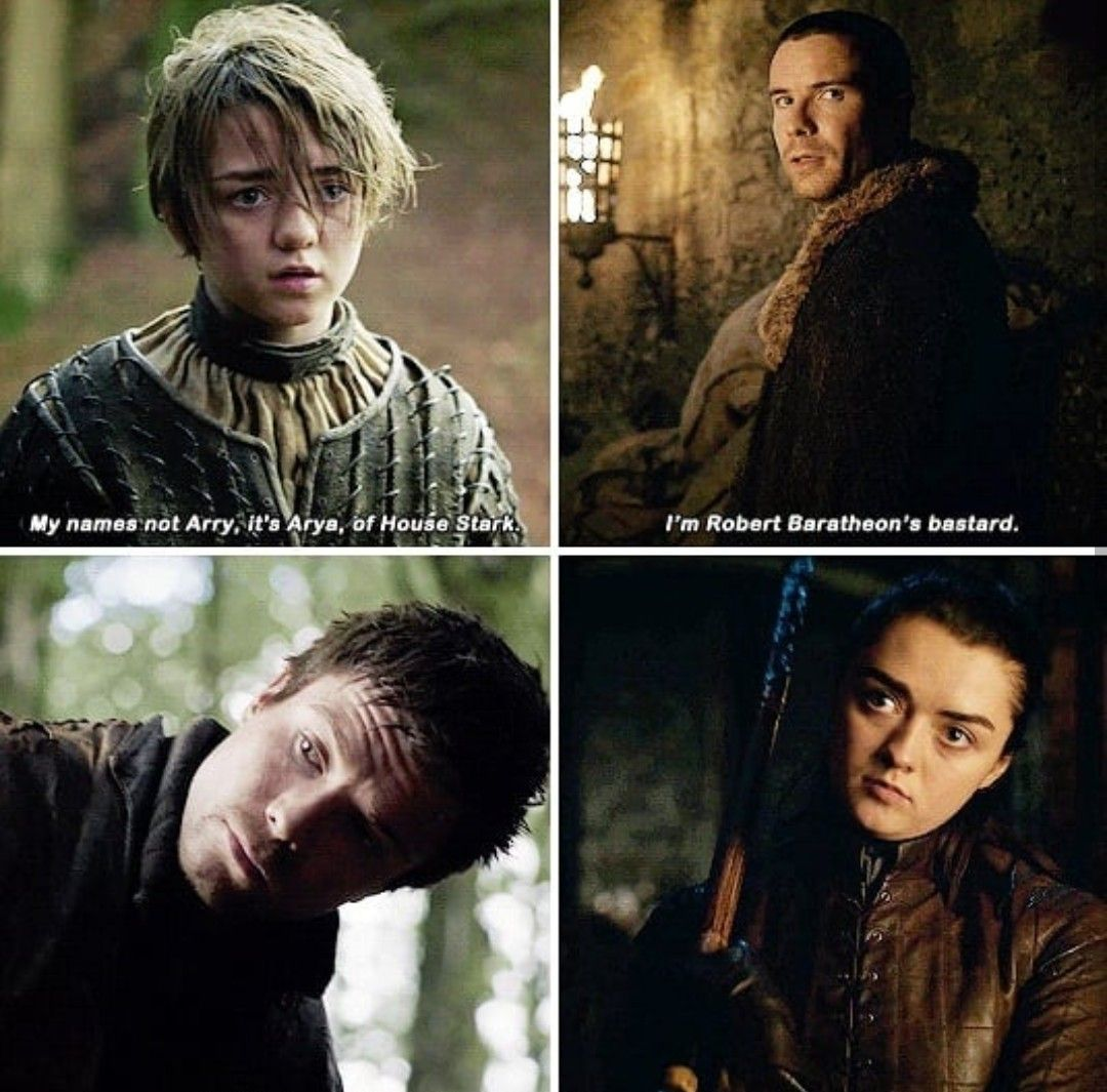 Pin by Coniessoo on Game Of Thrones Game of thrones arya