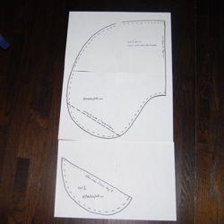 Free Nursing Pillow Pattern Includes Pattern For Slip