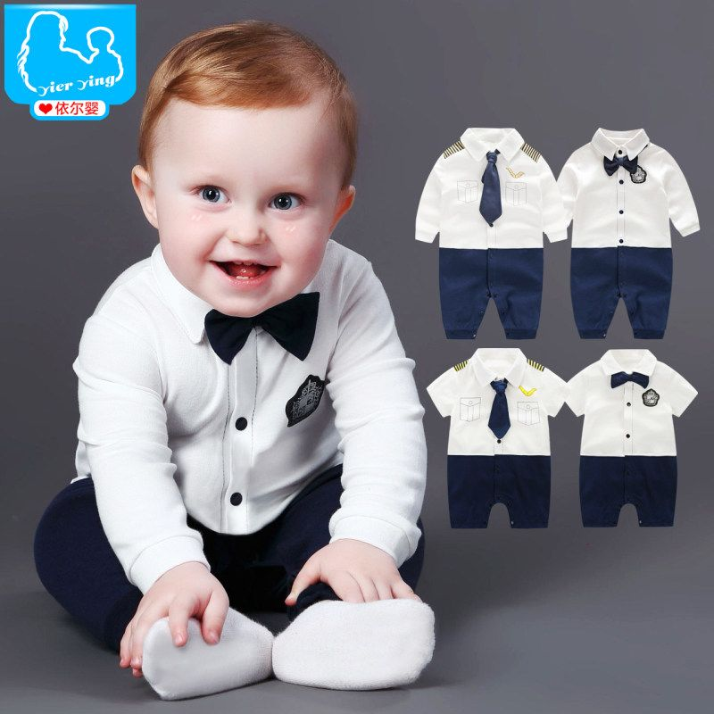 cheap brand men clothes buy quality brand lipstick directly from china brand name baby clothes suppliers newborn baby boy rompers cotton tie gentleman