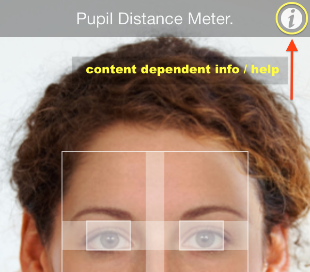 Pupil Distance Measure for iOS. Important tips and update