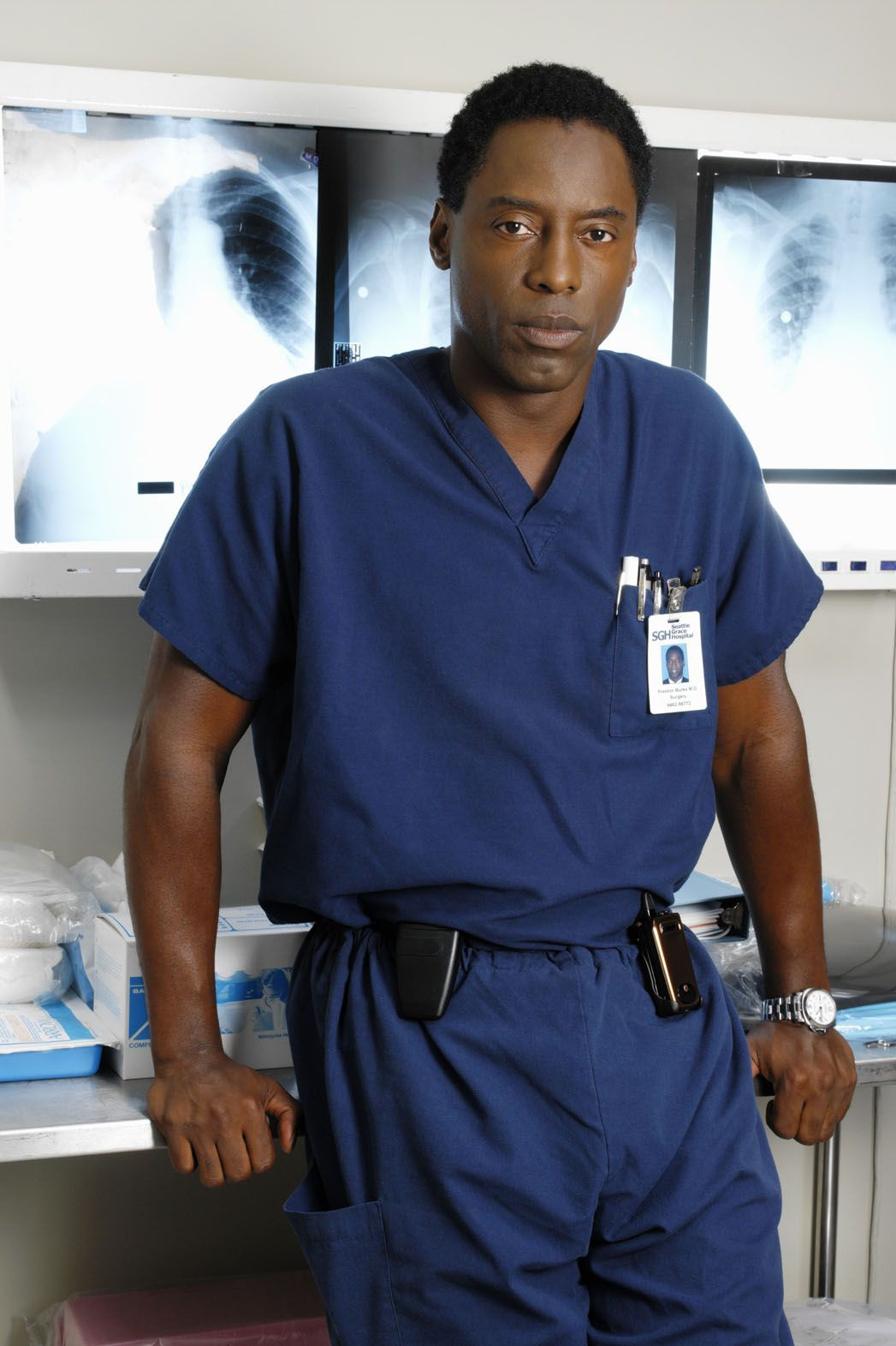 'Grey's Anatomy's' Famous Departures #medicalprestonnalex Dr. Preston Burke #medicalprestonnalex