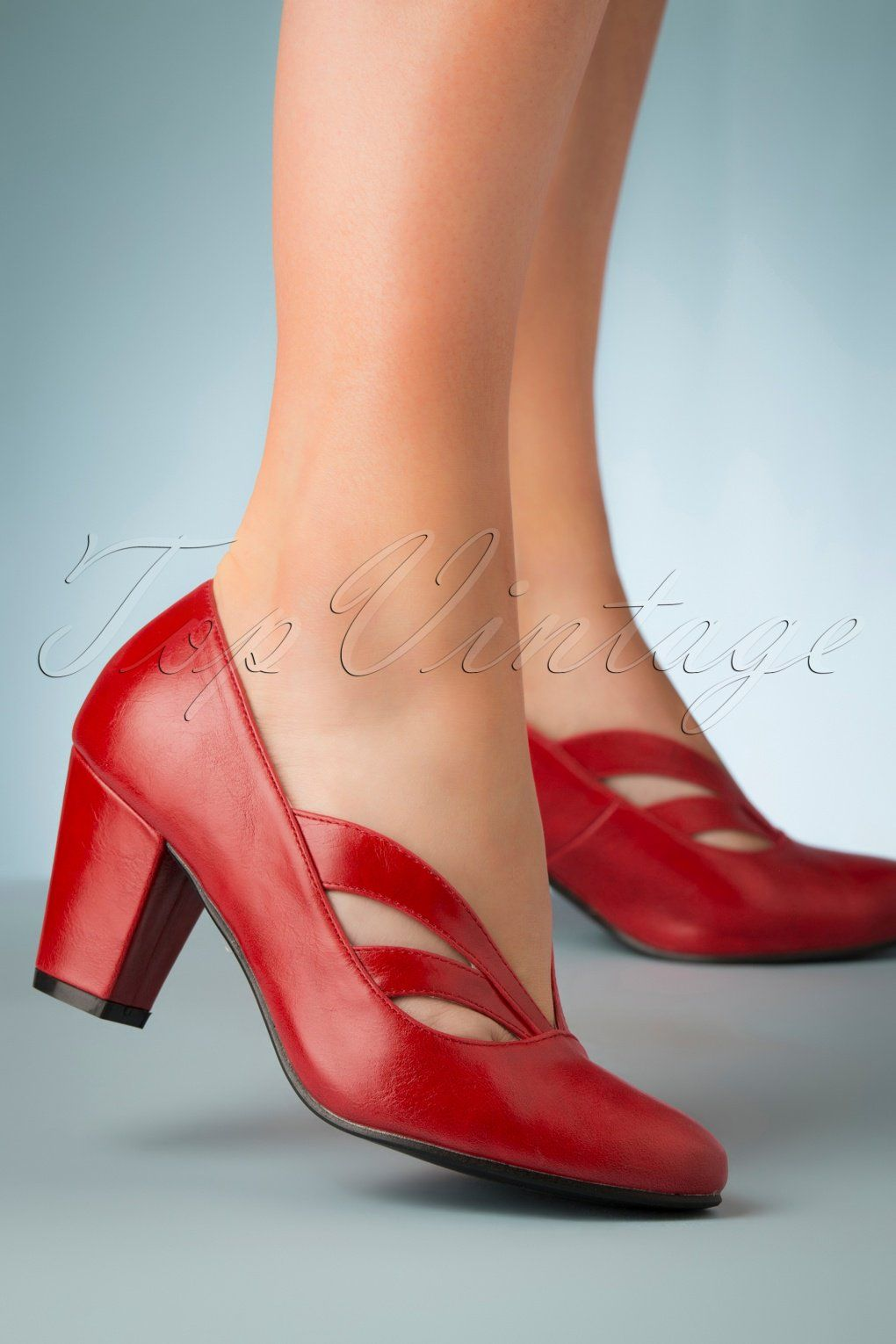 Vintage Shoes, Vintage Style Shoes