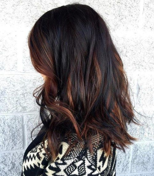 The best winter hair colors youll be dying for in 2017 dark the best winter hair colors youll be dying for in 2017 red brown pmusecretfo Images