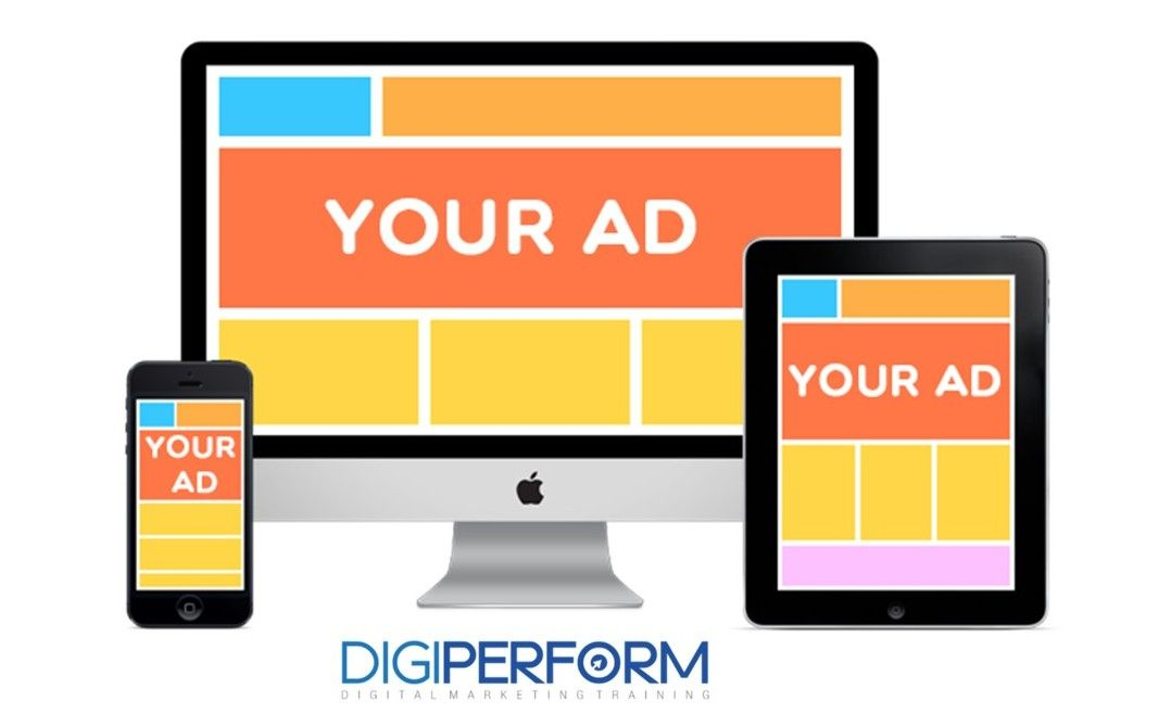 How To Set Up A Google Adwords Display Campaign Learn Simple Visual Banner Ads Managed Placements Ads In Every Format Etc From Digiperform Gu ポートフォリオ