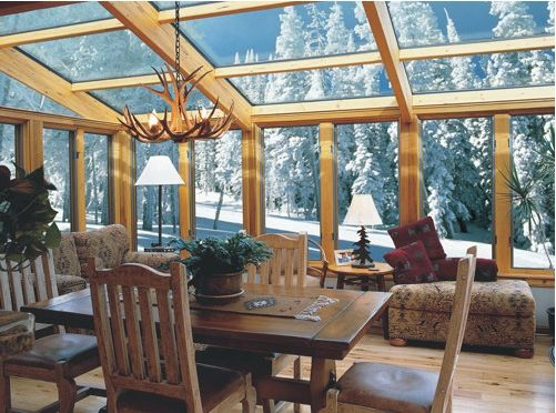 A True Year Round Sunroom Sunrooms In 2019 Glass Roof