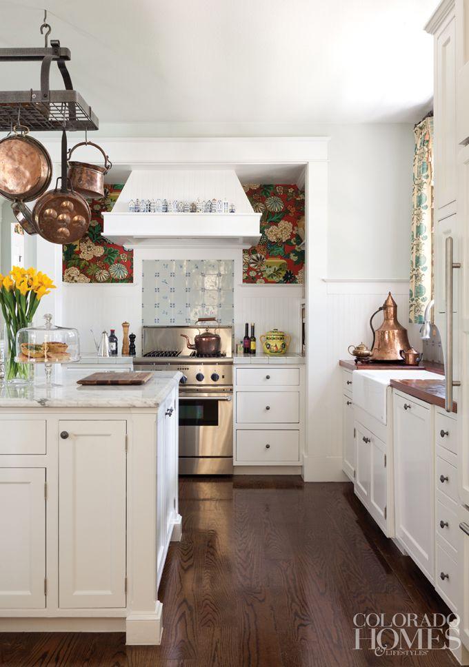I Think We Can Safely Say These Homeowners LOVE Color Denver Interior Designer Lane Oliver