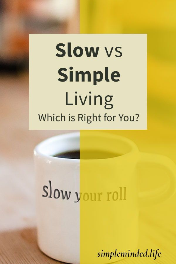 What is slow living? How is it different than simple living and is it right for you? If you are interested in living more simply as a way to make a difference in the world slow living may be for you.  Learn more about starting your simple + slow journey.  #slowliving #simpleliving #sustainableliving #greenliving #ecoliving #slowmovement #liveyourvalues #valuesbased