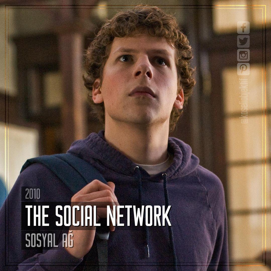 Film Önerisi : The Social Network (Sosyal Ağ), 2010. #koseliobjektif #instagram #facebook #twitter #youtube #pinterest #film #sinema #fragman #movie #cinema #trailer #films #movies #trailers #imdb #thesocialnetwork