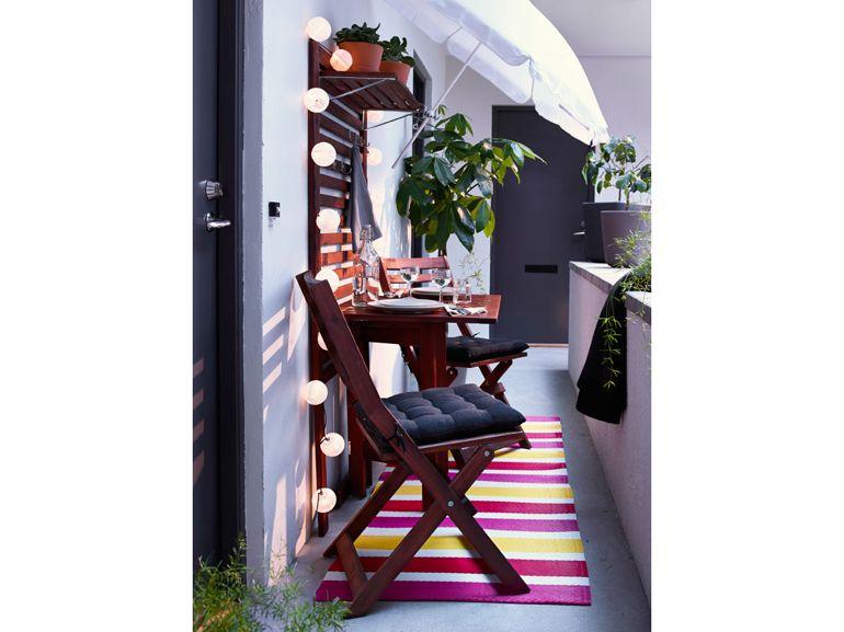 terrazzo-ikea-4 | TERRAZZE BALCONI | Pinterest | Terrazzo