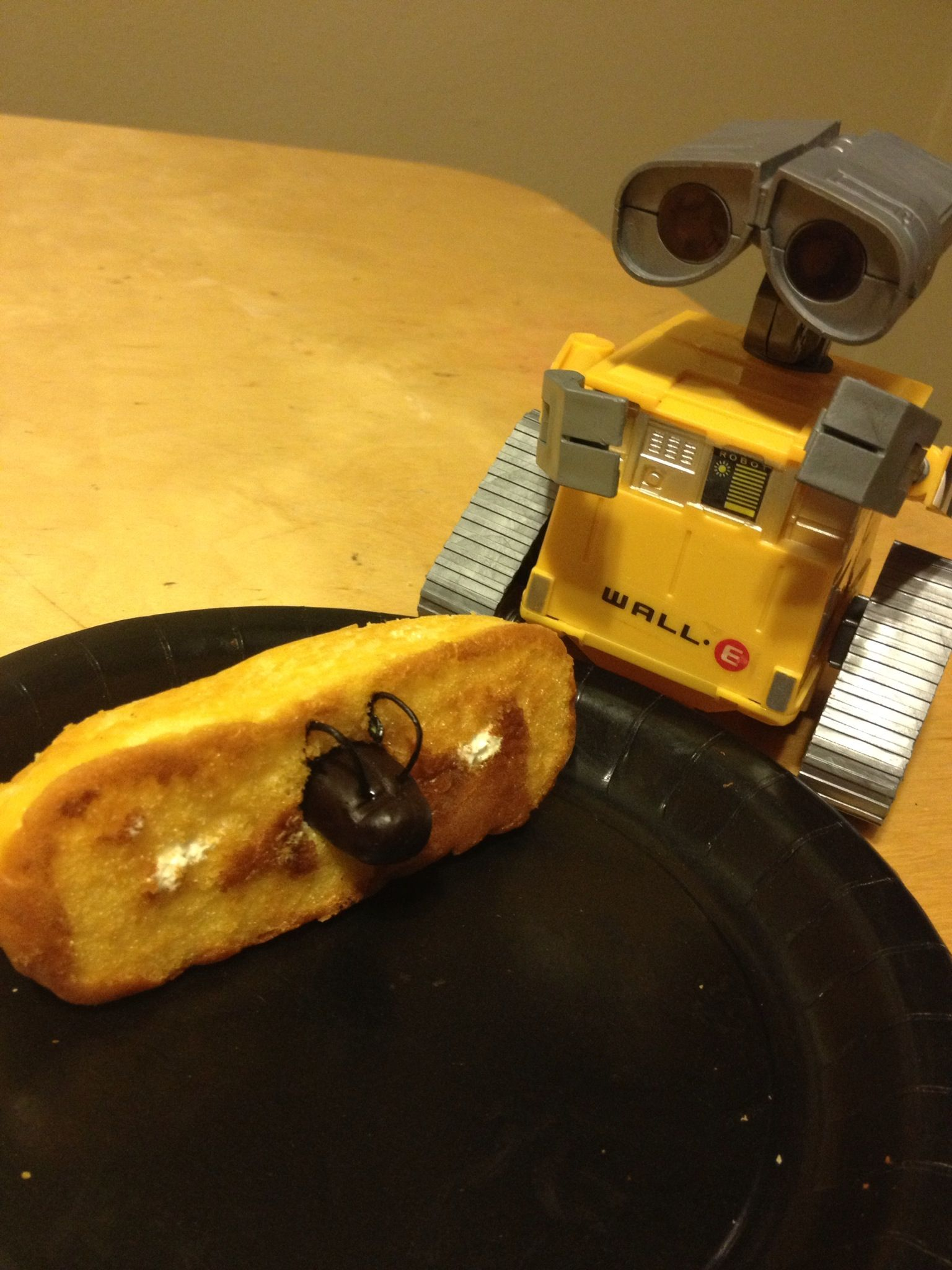 Image result for wall-e twinkie