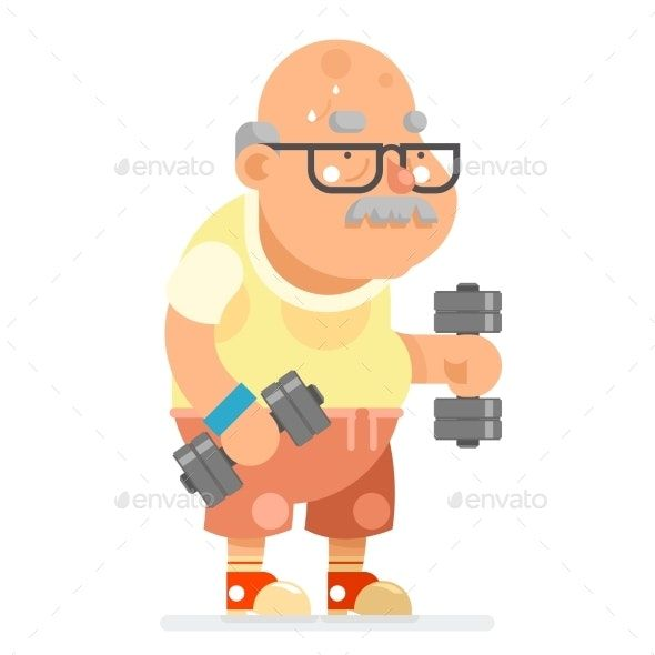 Fitness Dumbbells Exercising Grandfather #AD #Dumbbells, #Sponsored, #Fitness, #Grandfather, #Exercising #dumbbellexercises