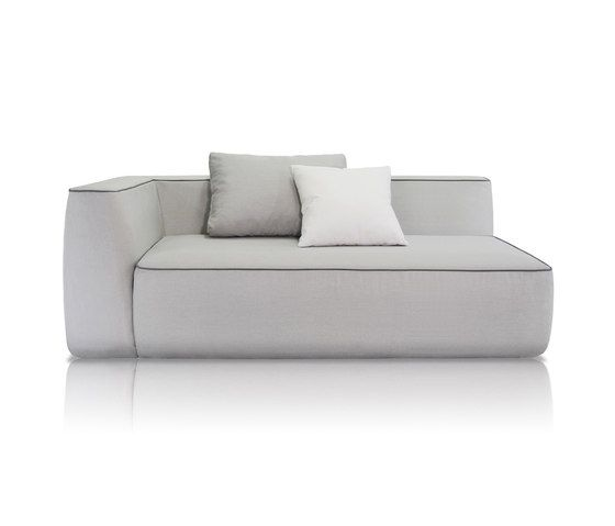 Sofas | Seating | Plump Right island module | Expormim. Check it out ...