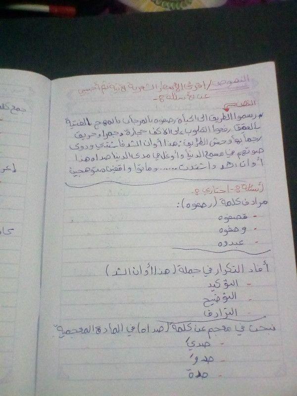 حل اسئلة ورقة العمل لحادي عشر عربي الرجاء سريعا In 2021 Bullet Journal Journal