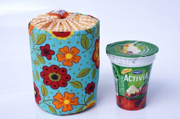 Porta iogurte - PRONTA ENTREGA