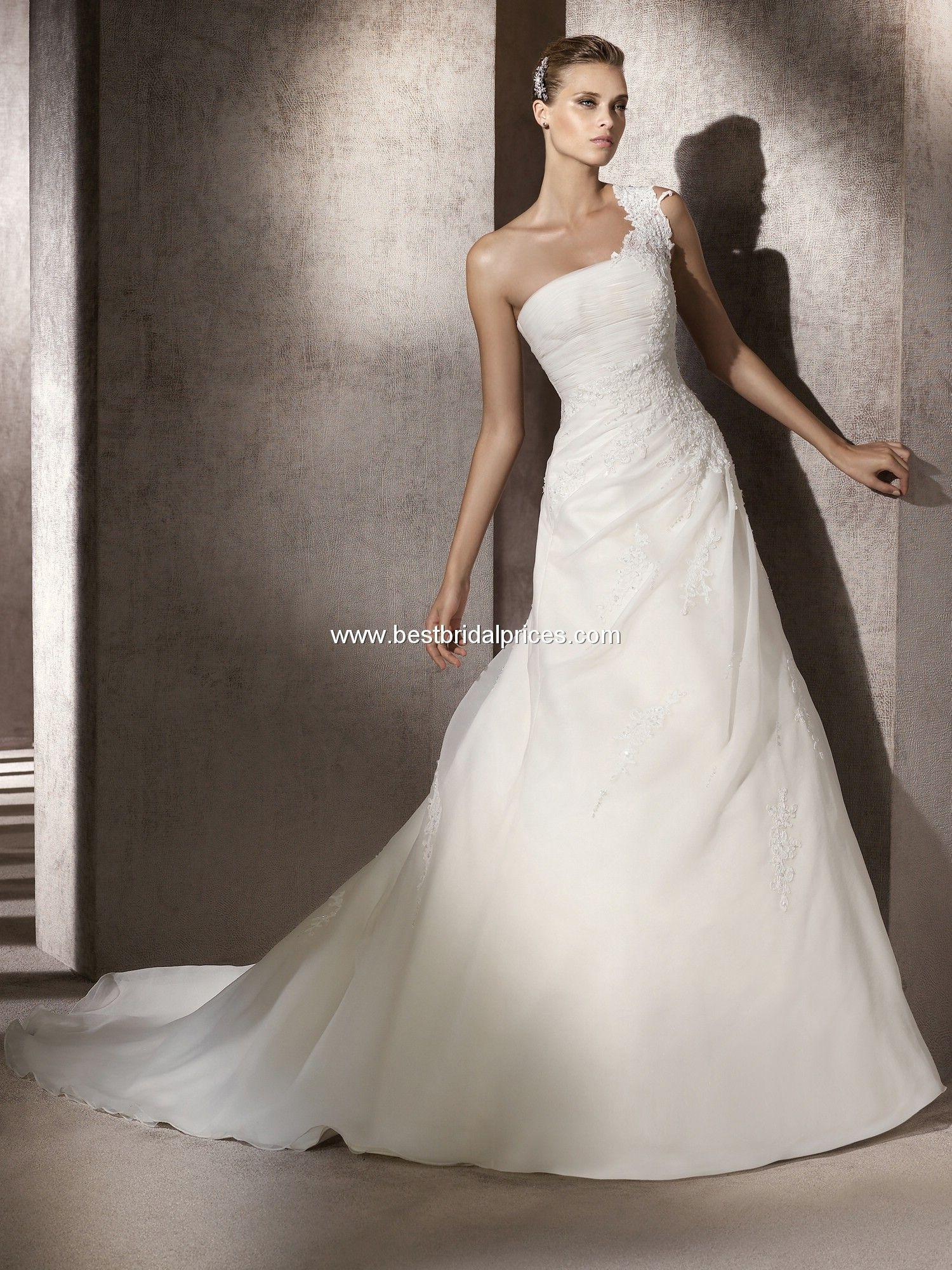 Pronovias Wedding Dresses - Style Albeniz   Wedding dresses ...