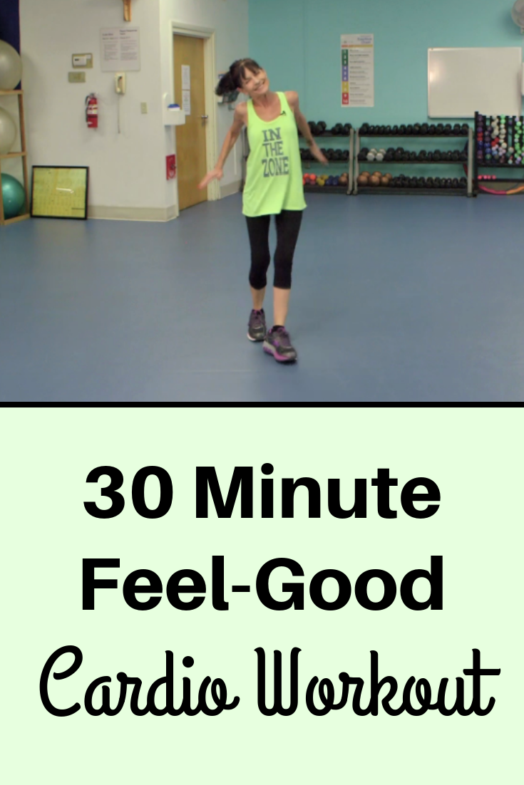 30 Minute Cardio Workout #cardioworkouts