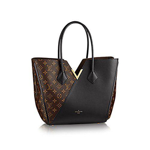 Authentic Louis Vuitton Kimono Tote Monogram Canvas Handbag Article M40460 Noir Made In France Accessorising Brand Name Designer Handbags For Carry Wea Louis Vuitton Kimono Louis Vuitton