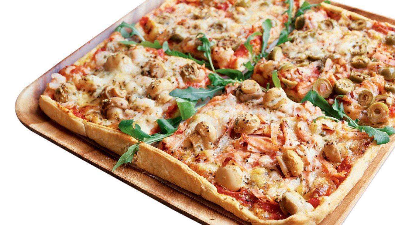 Neljän vuodenajan pizza - K-ruoka