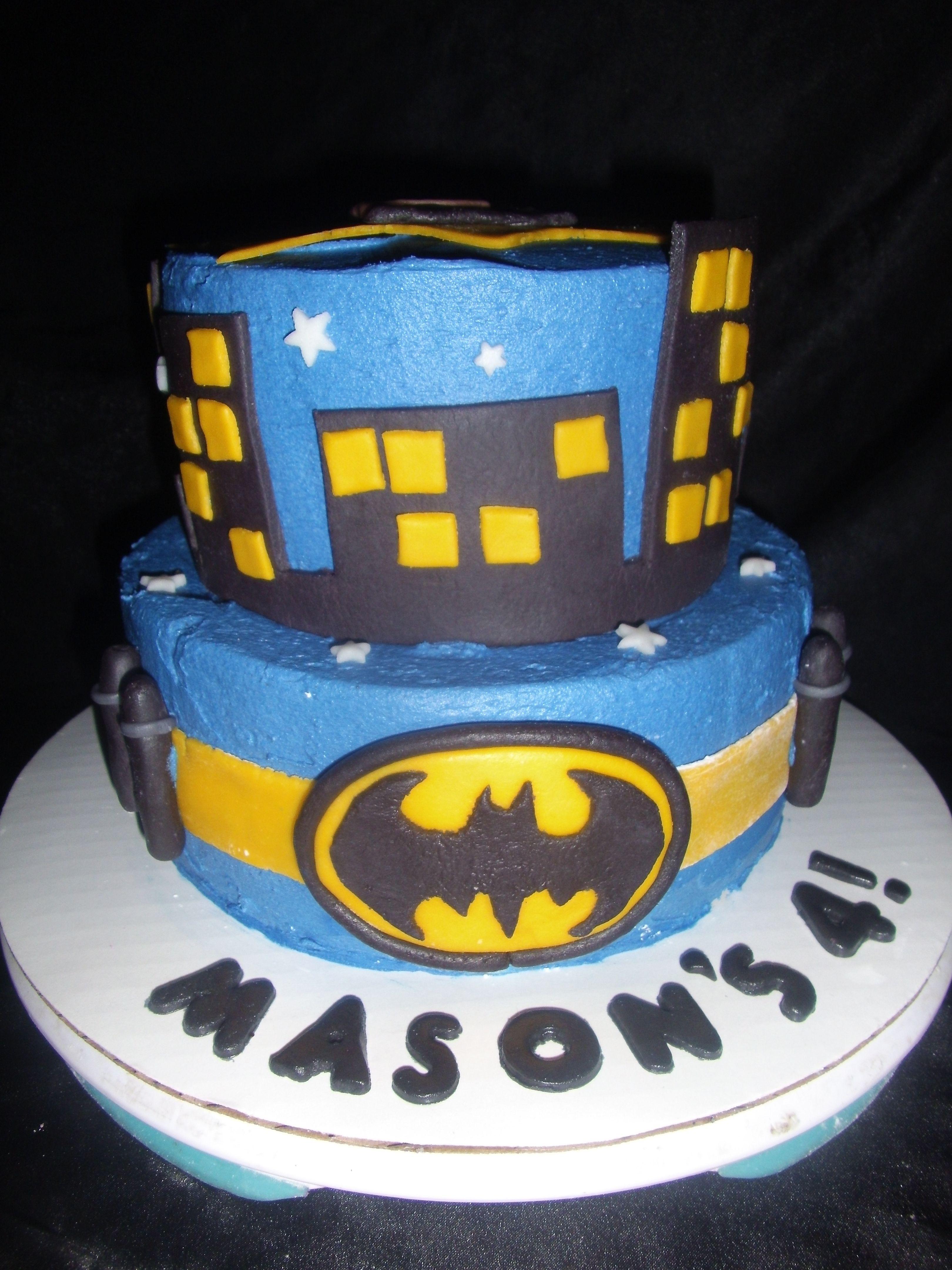 "Batman Ninja Cake!!   find me on FB ""Ninja Nikki's Novelty Cakes"""
