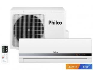 Ar Condicionado Split Philco 12000 Btus Quente Frio Ph12000qfm3
