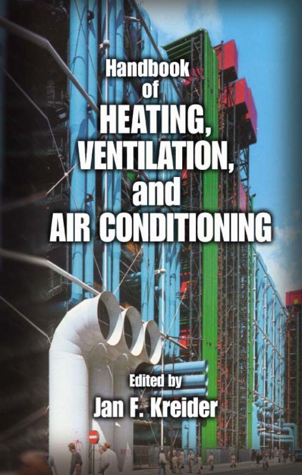 Handbook Of Heating Ventilation And Air Conditioning Ebook Rental Heat Ventilation Ventilation Air Conditioning