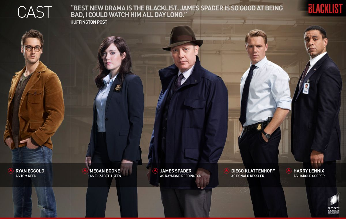 the blacklist images | cast.jpg