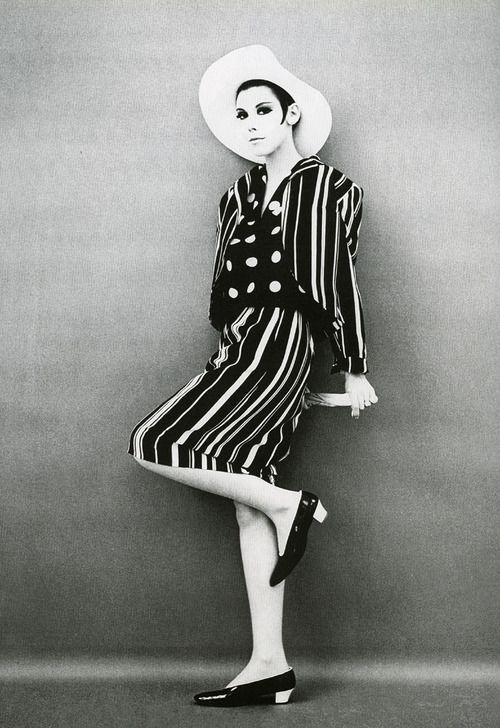 #peggy moffitt #fashion #60s