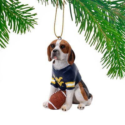 Beagle Team Dog Ornament Love Wva Dog Ornaments Dogs Ornaments