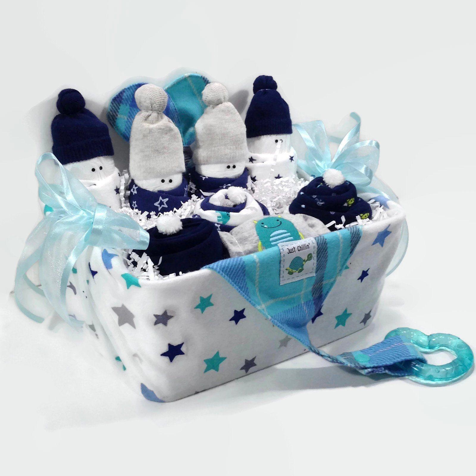 Baby Boy Gift Basket New Mom Gift Basket Baby Shower Gift Best Baby Gift Baby Boy Gift Baby Boy Gift Baskets Baby Boy Gifts New Mom Gift Basket