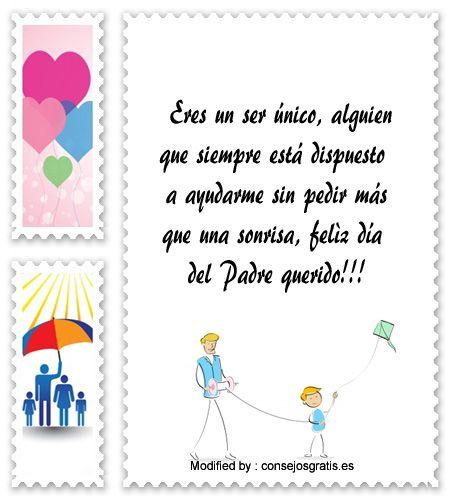 descargar frases bonitas para el dia del Padre,descargar mensajes para el dia del Padre: http://www.consejosgratis.es/mensajes-de-feliz-dia-del-padre/