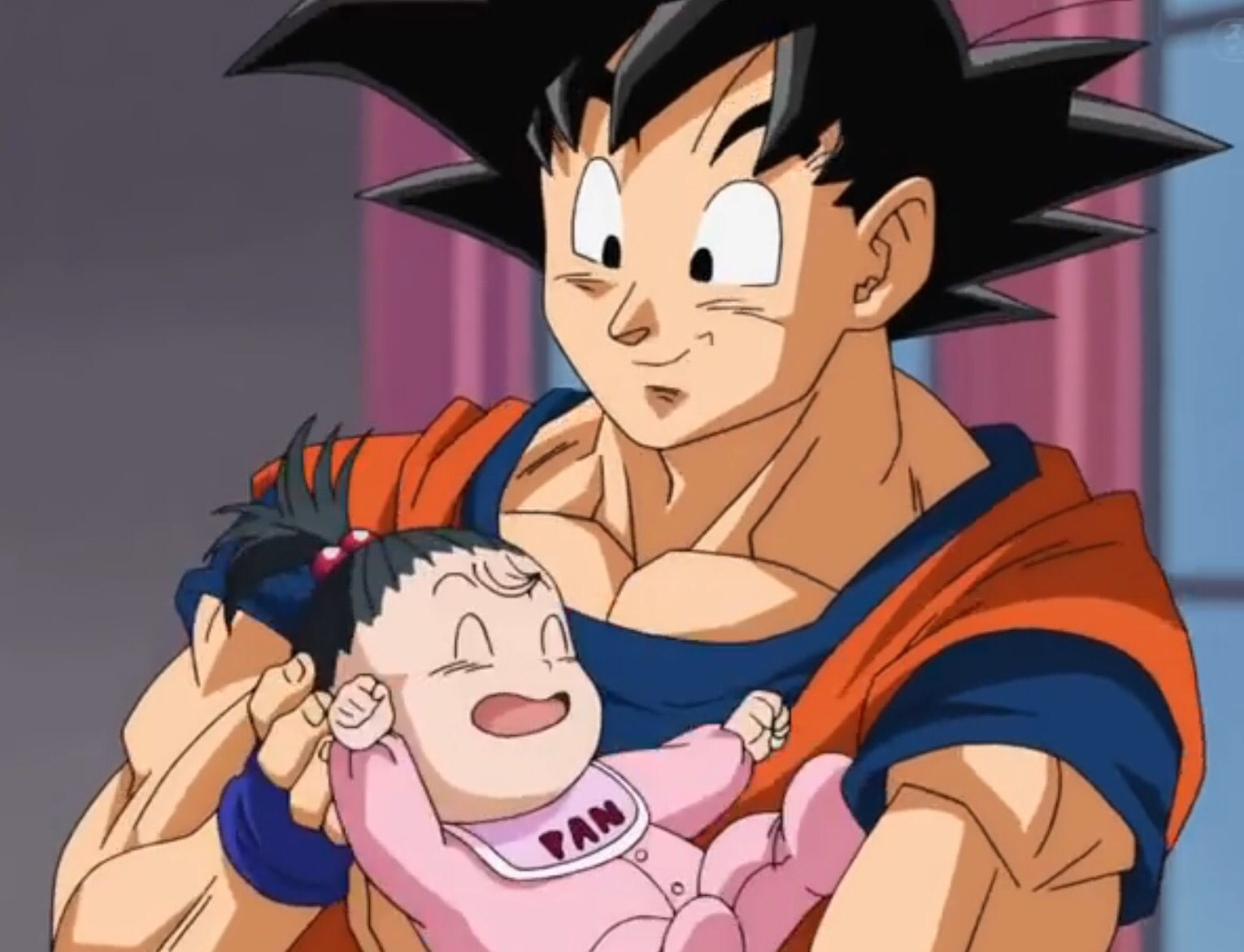 Pan and goku sex