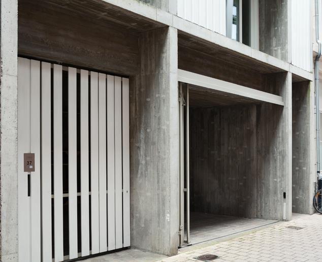 Architekten MJosé Van Hee Architecten - Ketelvest, Gent, Belgien