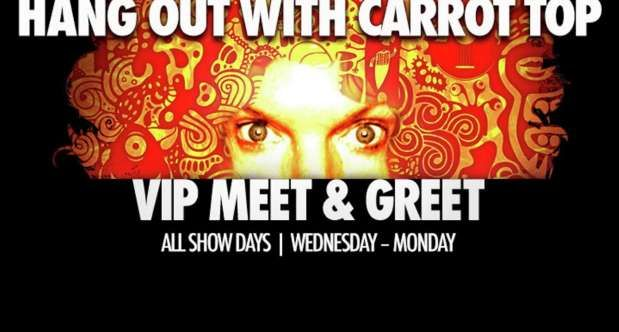 Las vegas comedy show tickets carrot top stand up comedian luxor las vegas comedy show tickets carrot top stand up comedian luxor hotel casino m4hsunfo