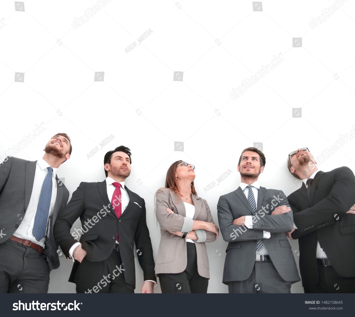Large Group Of Business People Meeting Together Ad Ad Group