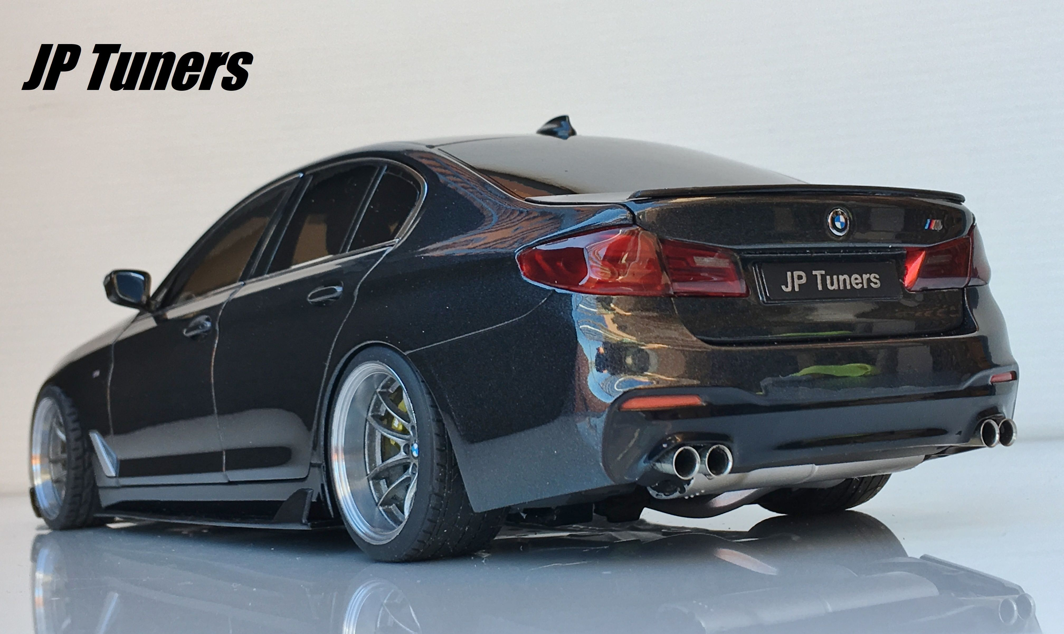 1 18 bmw 5 g30 m5 tuning jp tuners jays 1 tuner. Black Bedroom Furniture Sets. Home Design Ideas