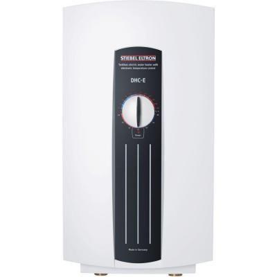 Stiebel Eltron Dhc E Model Tankless Water Heater Electric Water Heater Tankless Water Heater Water Heater