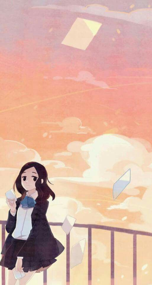 Couple Wallpaper Wallpaper Iphone Kertas Dinding Pasangan Anime