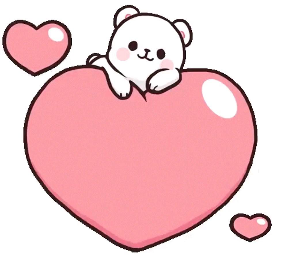 I Luvv Uu Cute Bear Drawings Love Gif Cute Gif