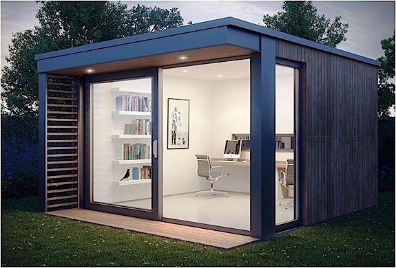 das kleine h uschen nennt sich mini pod und kommt von der firma pod space aus england. Black Bedroom Furniture Sets. Home Design Ideas