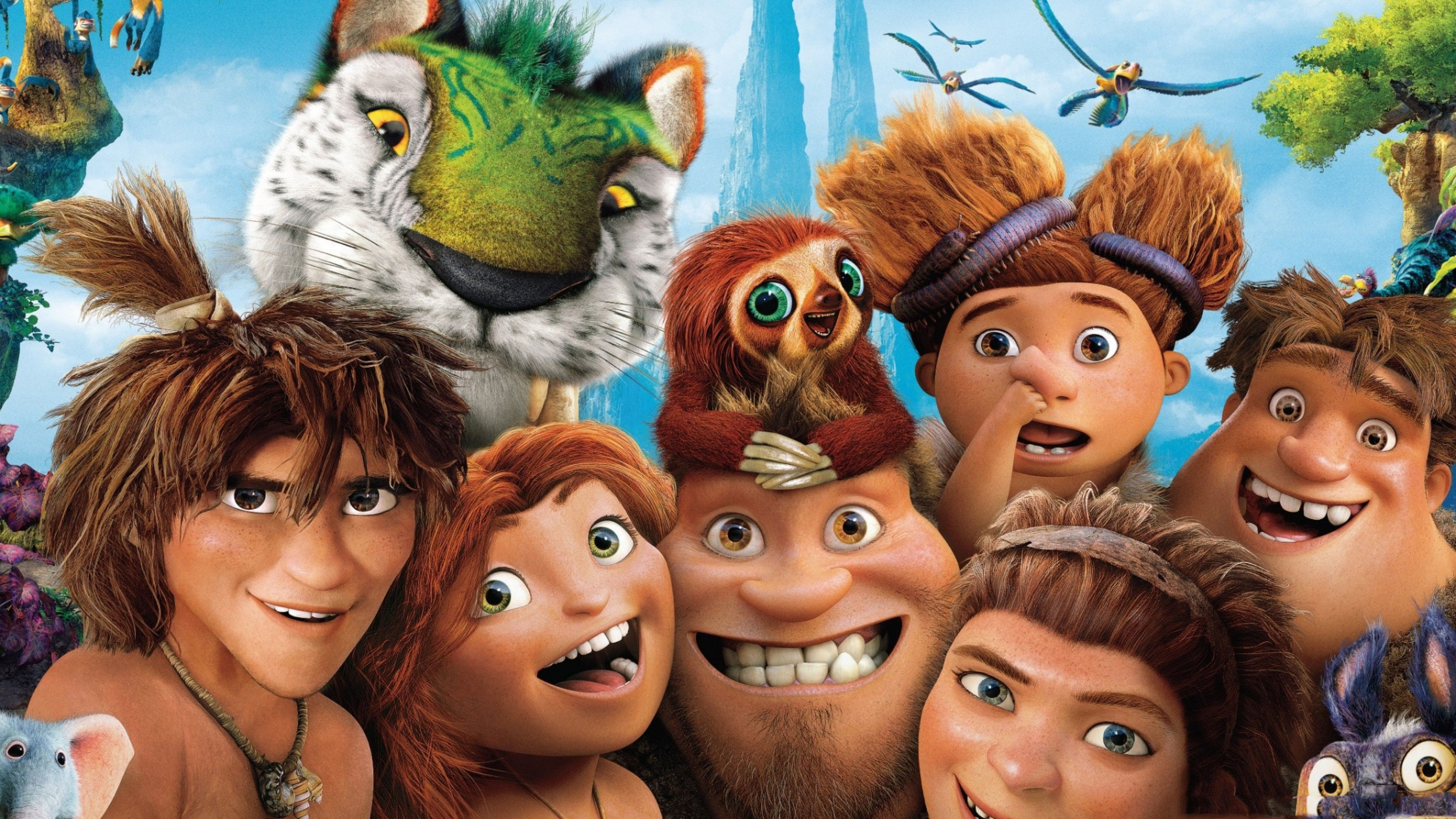 The Croods 2 5k best animation movies 7235 in 2019
