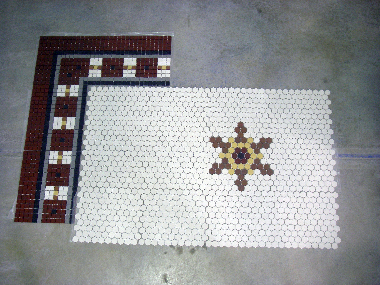best american restoration tile 3 4