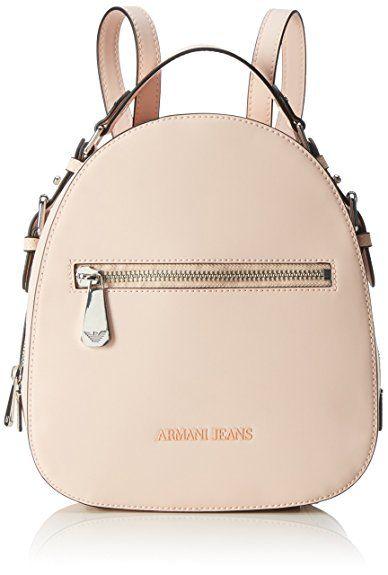Sacs RoseNoir Dos JeansMini Armani Portés Femme Ou Blanc 0wOPnk8X