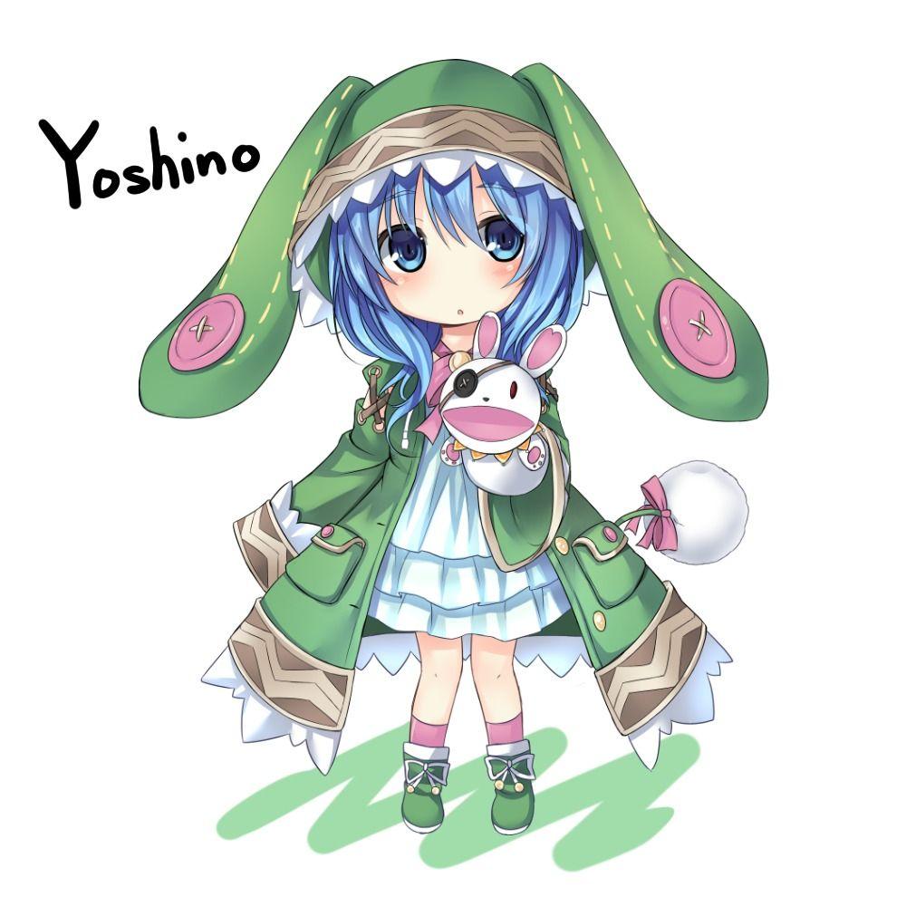 Yoshino Date A Live Image