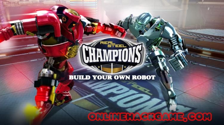 Real Steel Boxing Champions Hack Cheats Unlimited Silver Real
