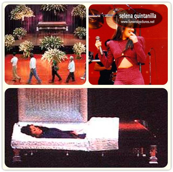 Selena Quintanilla Dea...